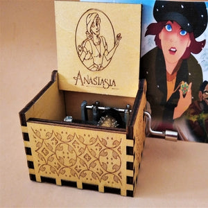 Anastasia - Once Upon A December - Music Chest