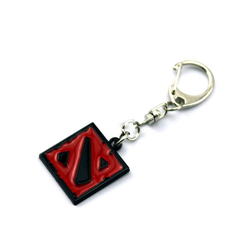 Collectible DOTA 2 Gamer Identity Key Chains