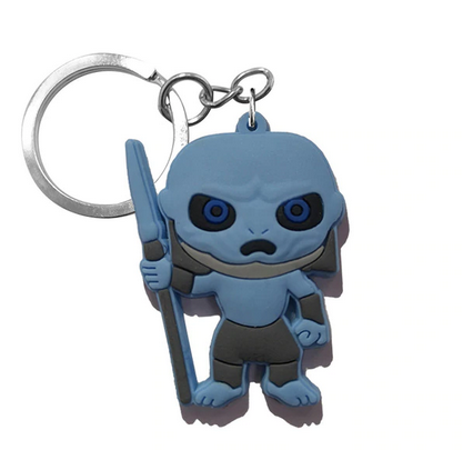 Game Of Thrones Figure Keychain - White Walker