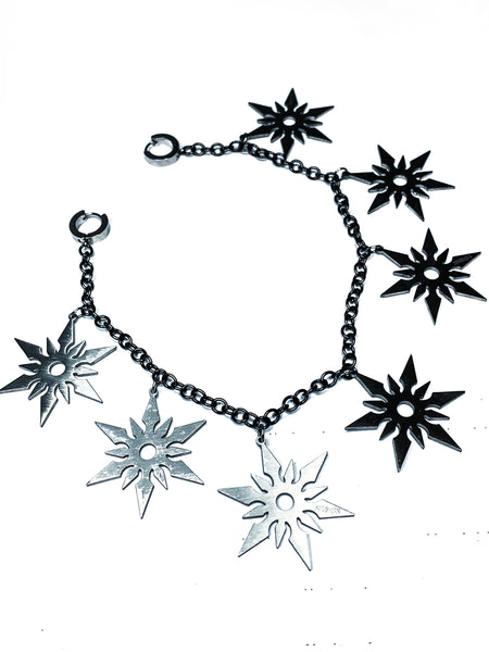 7 STAR FACE CHAIN