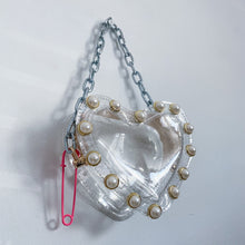 Load image into Gallery viewer, Mini Baby Pearl Purse