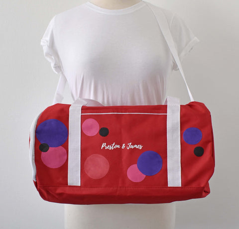 Dots Travel Bag