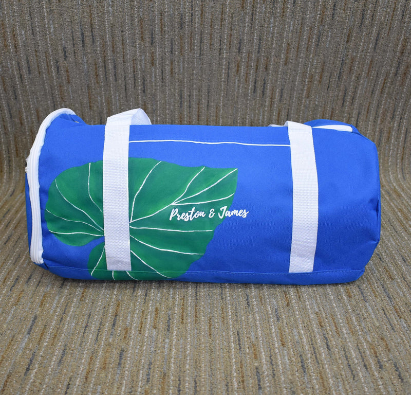 Leaf Duffle Bag