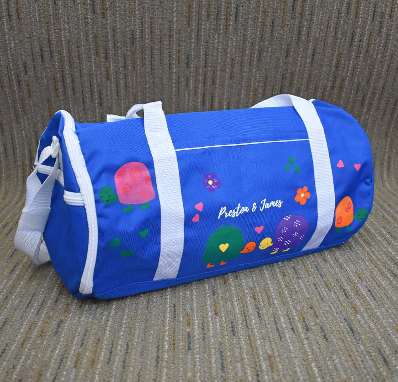 Turtles Duffle Bag