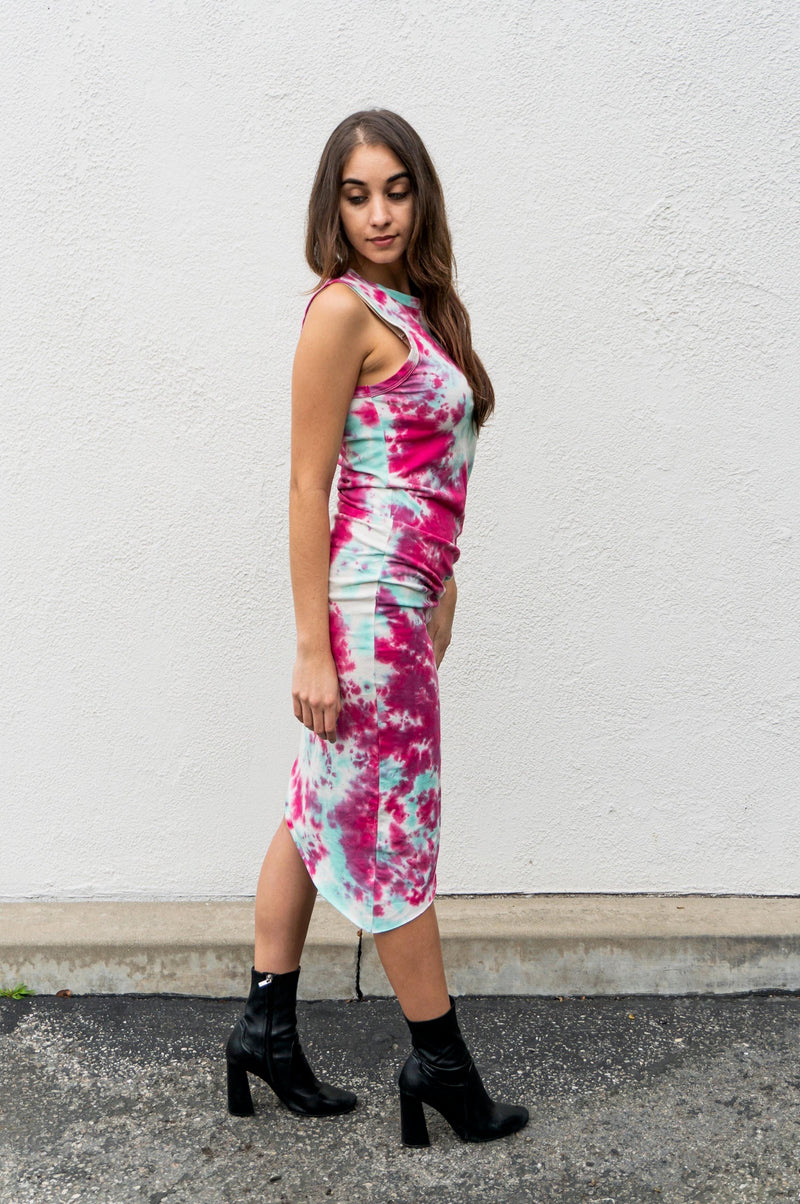 Leah Tye Dye Dress