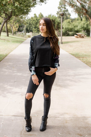 Jade Long Sleeve Tee