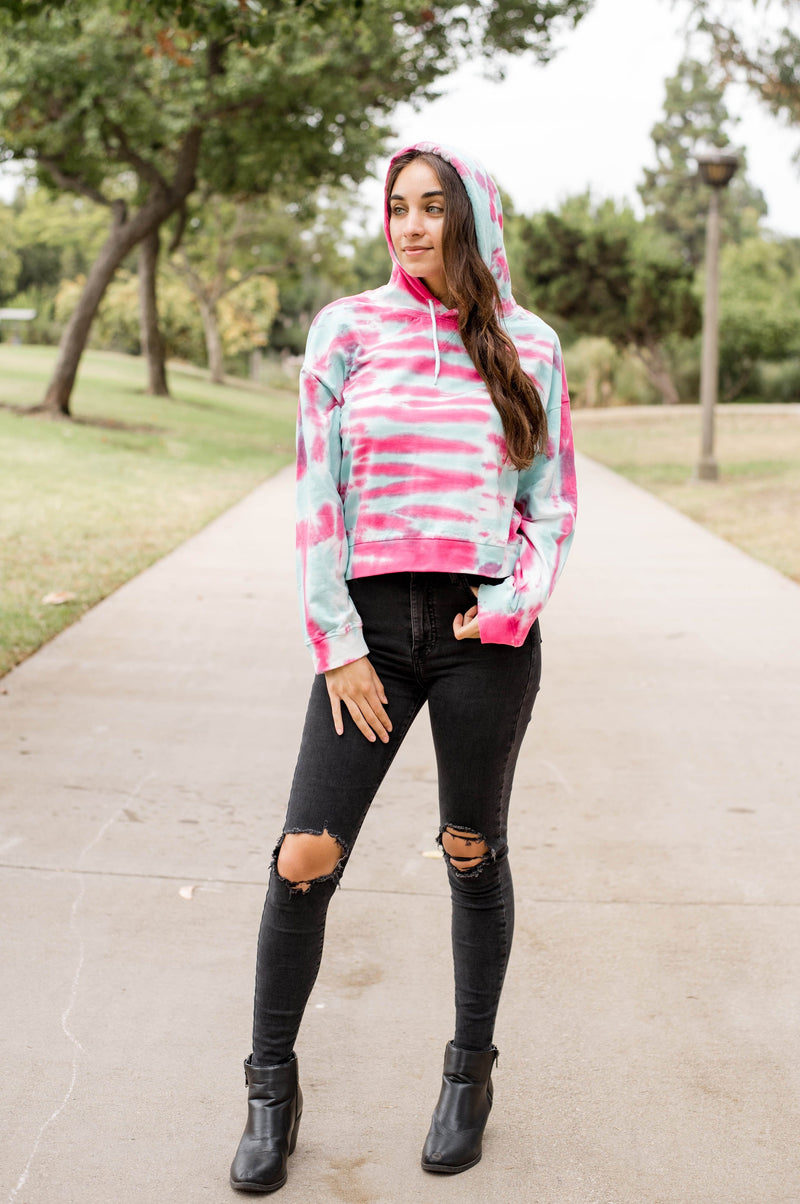 Kendra Hooded Sweatshirt