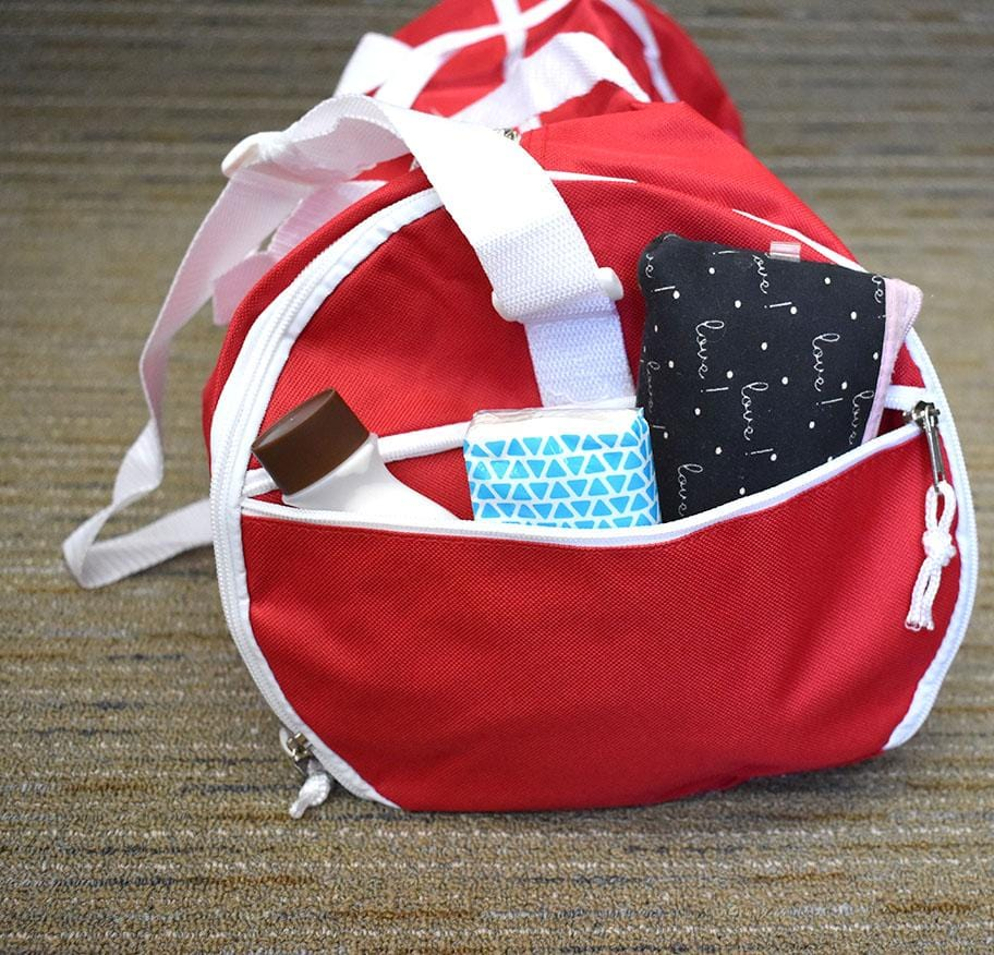 Dots Duffle Bag