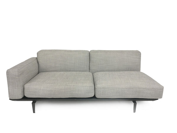 Jane LAF sectional Sofa- Mineral Grey