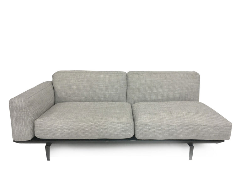 Jane sectional Sofa- Mineral Grey