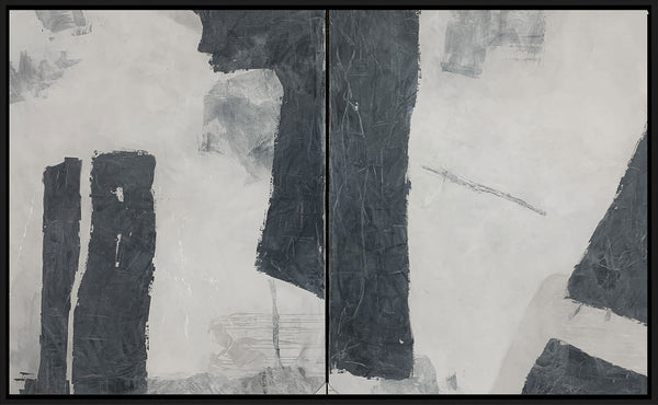 Simple Diptych