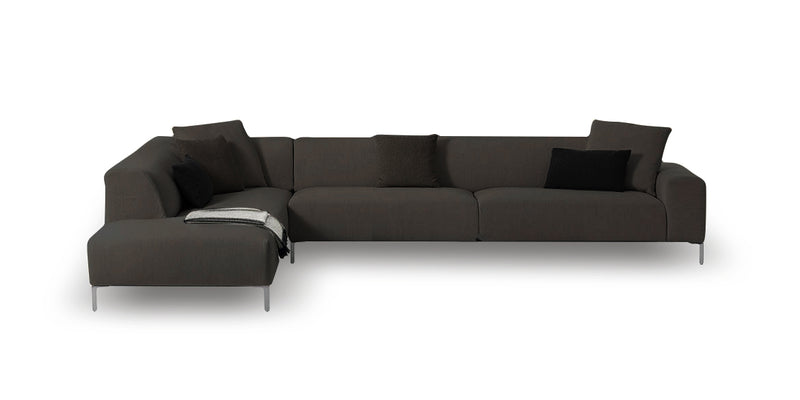 Boston sectional and chaise lounge