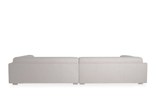 Brooks sectional Sofa- Natural Beige