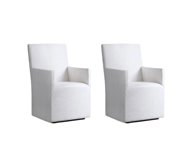 Ellison High Track Arm Chairs (set of 2)