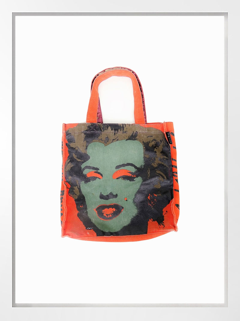 Warhol Bag - Marilyn in Red
