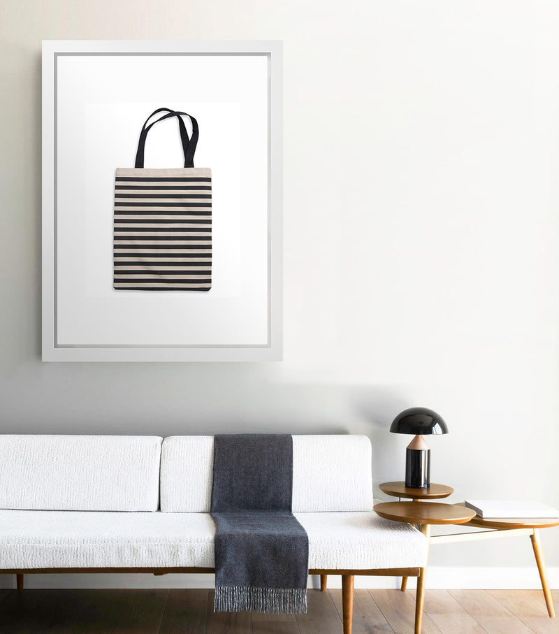 Warhol Bag - Striped Back