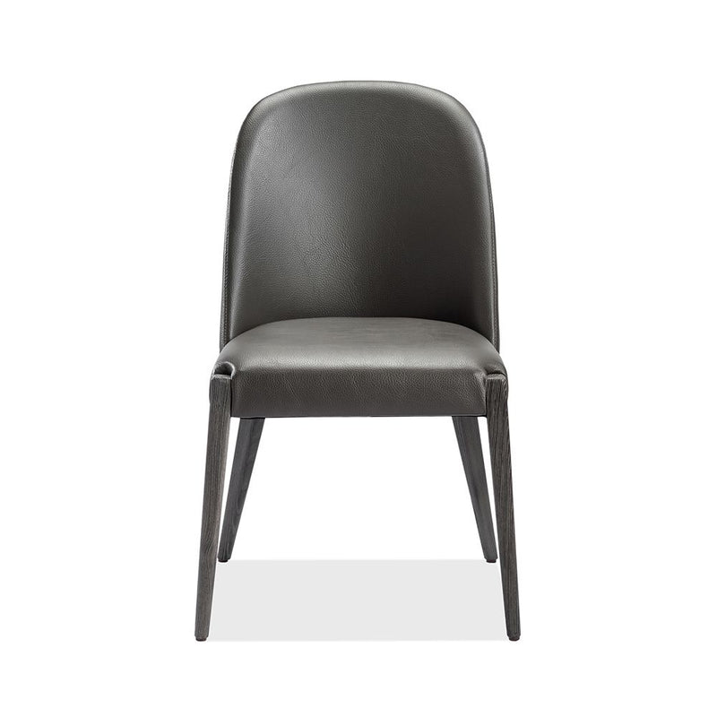 Alecia Dining Chair, Grey