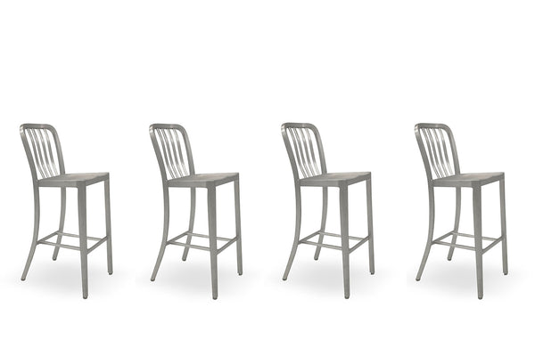 Metal Blaine Bar Stools (set of 4)