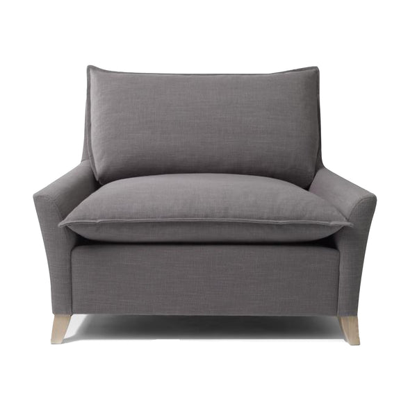 Bliss Oversized- Pebble Grey West Elm