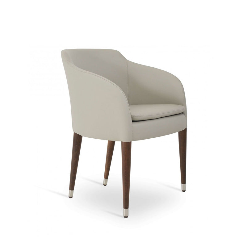 Buca Leatherette Dining Chair
