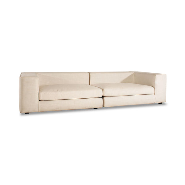 Casa Sofa sectionals- Heather Wheat