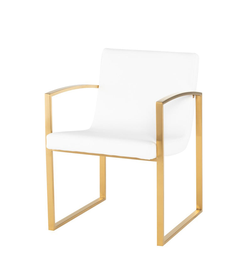 Clara dining chair front
