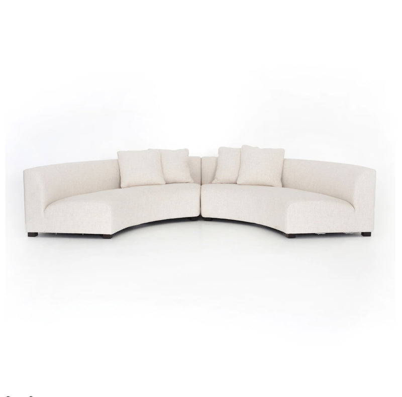 Liam sectional- Dover Crescent