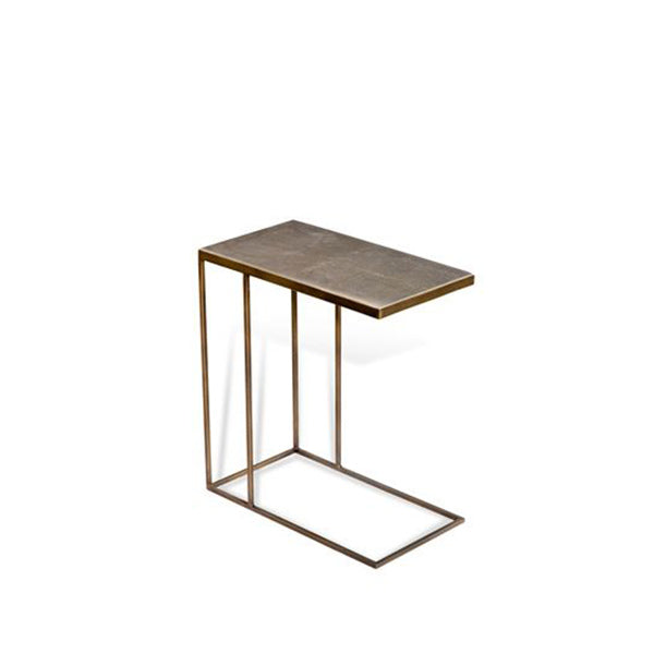 Johannes Hugging Side Table- Shagreen