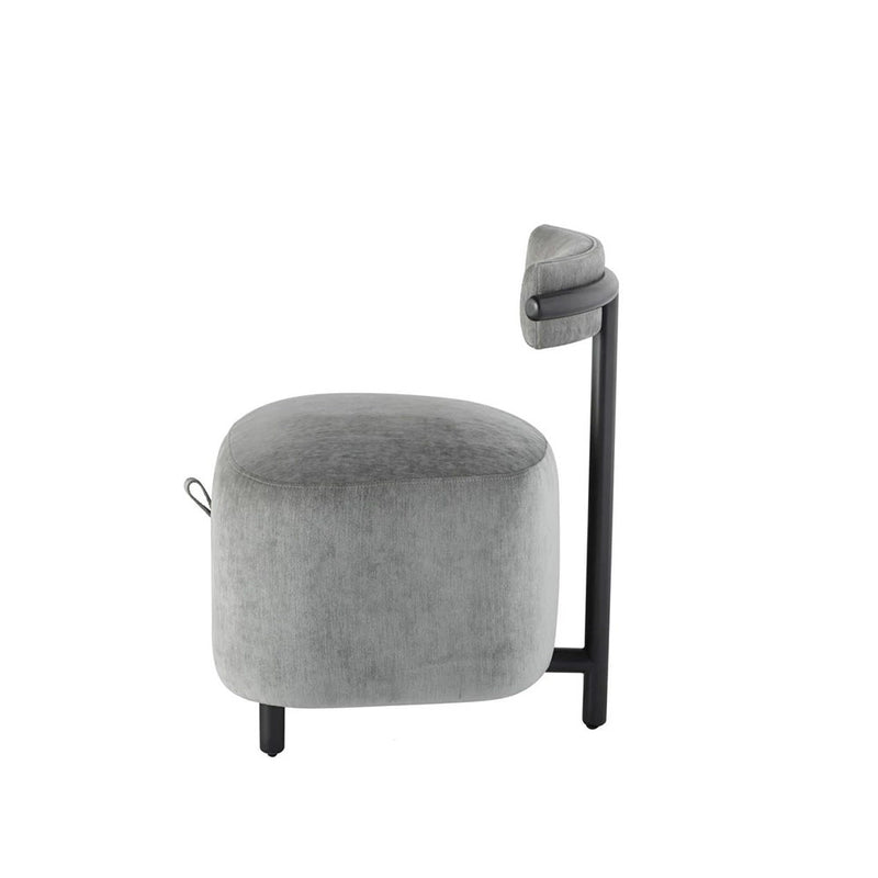 Loop Dining Chair - Limestone