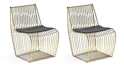 Margot Caged Chairs (set of 2)