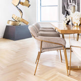 Marino Chair Beige Latte