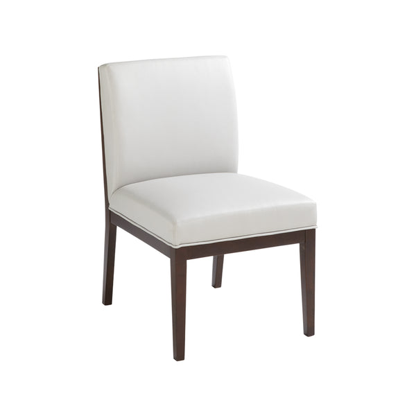 Othello dining chair white