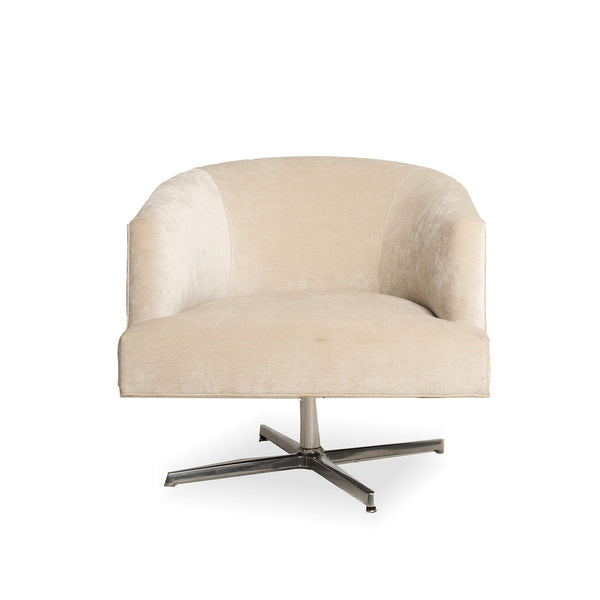 NEW: Crescent Swivel-Beige