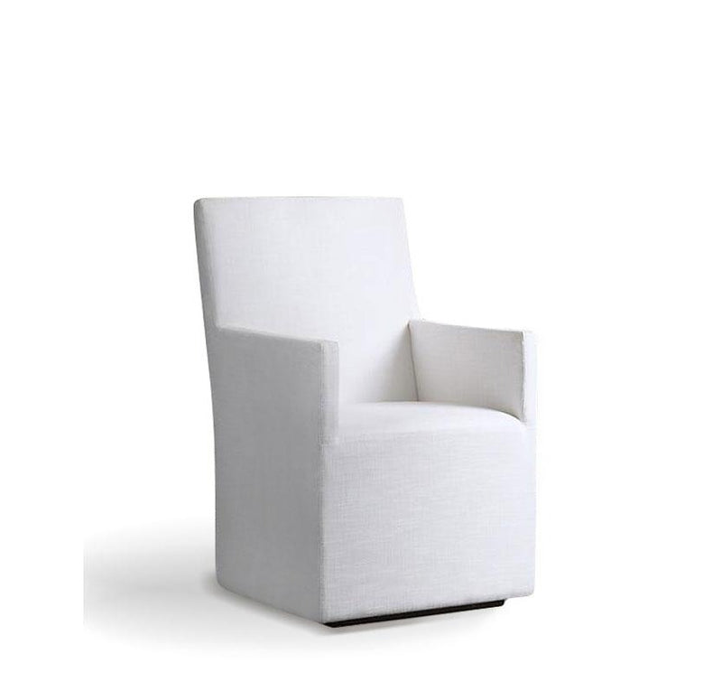 Ellison High track arm chair