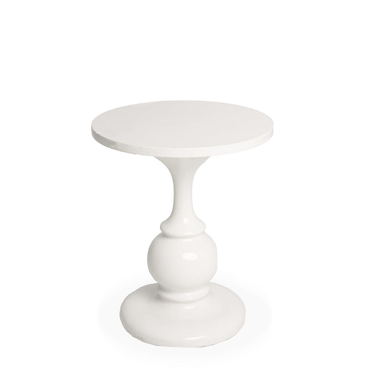 NEW: Dawson side table - White