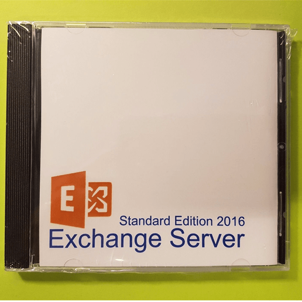 Exchange Server 2016 - 100 User CAL License - Standard Edition 64 Bit