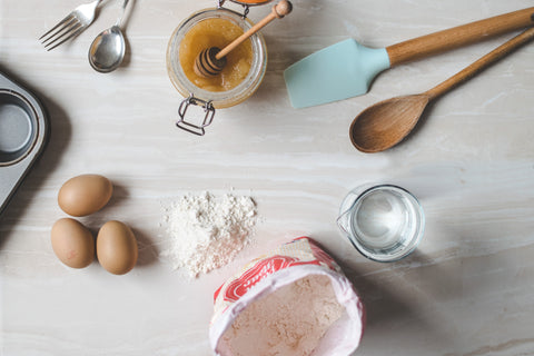 Home Baking - 15 easy changes to make your home environmentally friendly. - Ecore