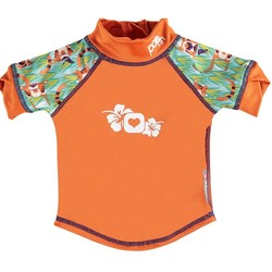 Pop-in Rash Vest - Tiger