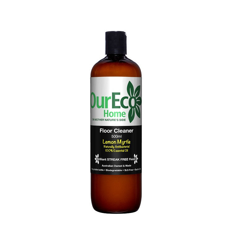 OurEco Home Floor Cleaner - Lemon Myrtle