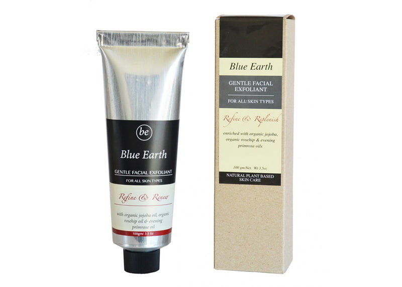 Gentle Exfoliant - Blue Earth