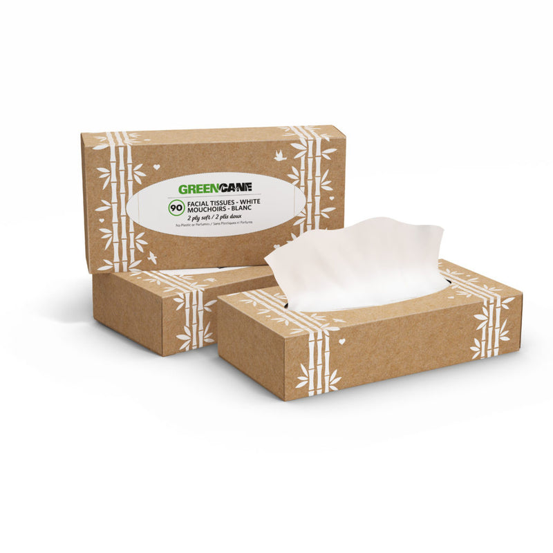 Bamboo Facial Tissues