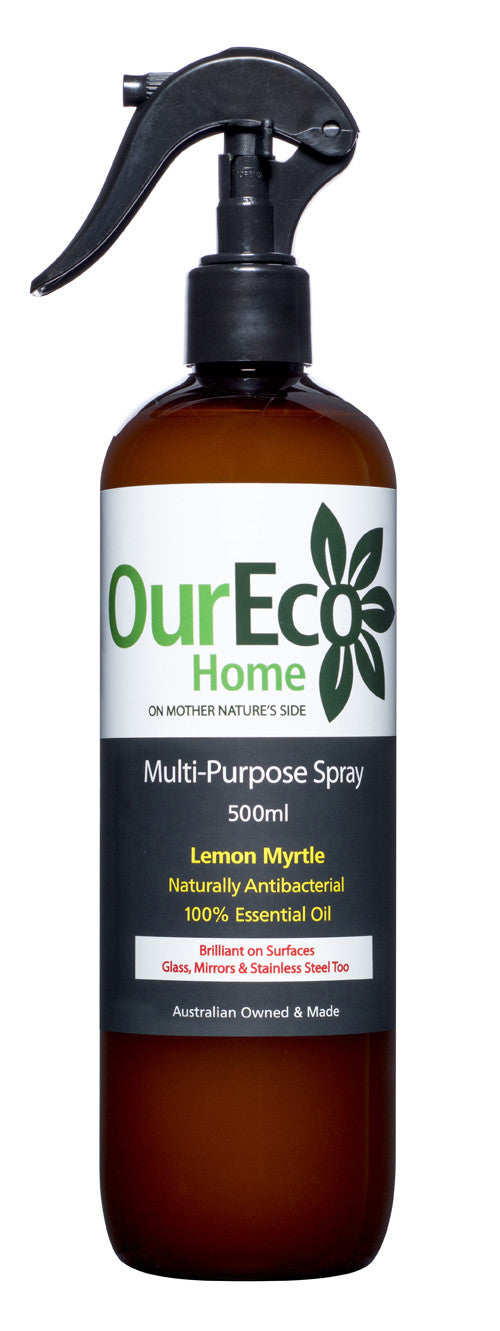 OurEco Home Multi-purpose Spray - Lemon Myrtle