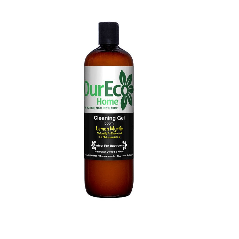 Oureco home Cleaning Gel - Lemon Myrtle