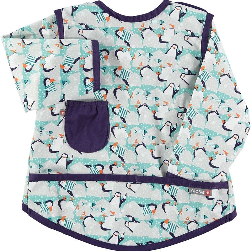Pop-in stage 3 Coverall Bib - Penguin