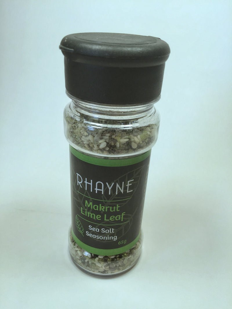 Makrut Lime Leaf Sea Salt Seasoning | RHAYNE