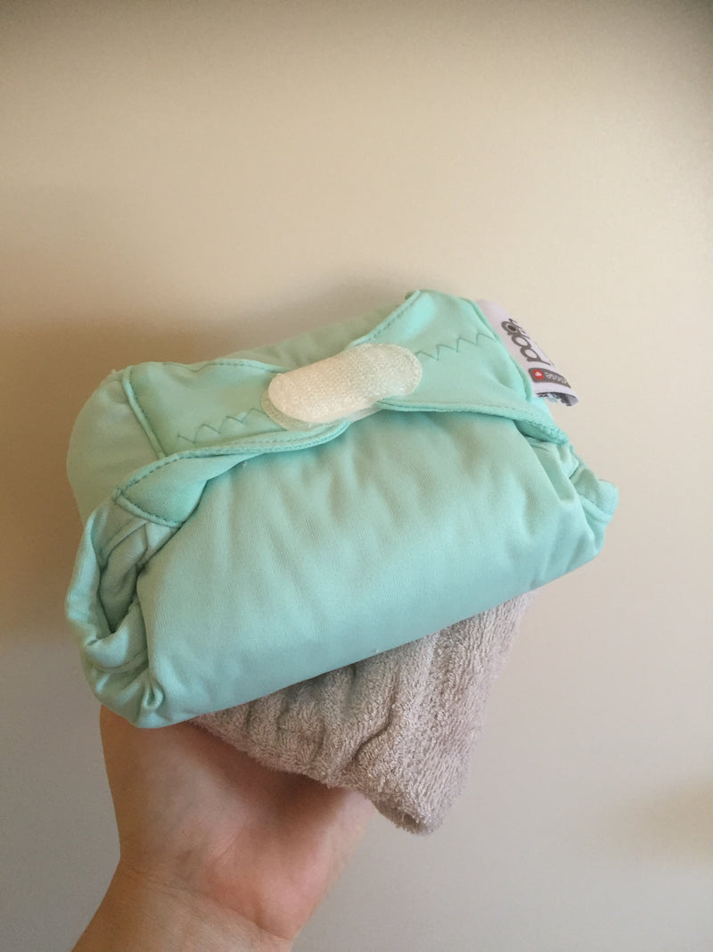 Bamboo Reusable Nappy Night Time Trial Pack