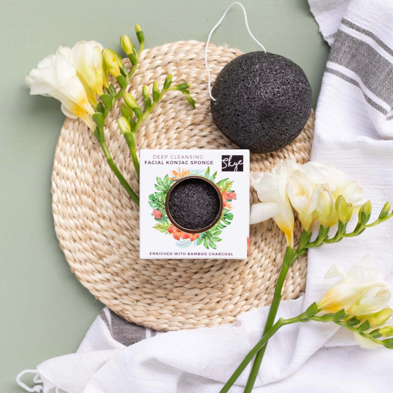 Konjac Facial Sponge - Six Varieties
