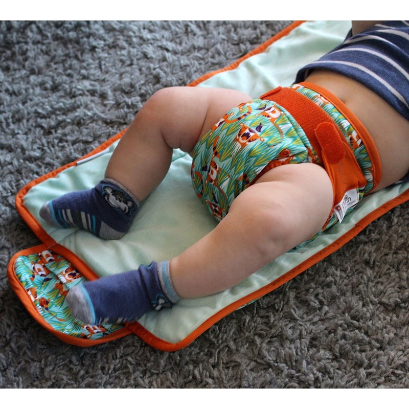 Pop-in Reusable Nappy - Bamboo - Tiger