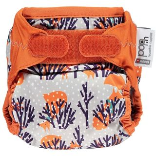 Pop-in Reusable Nappy - Bamboo - Winter Fox