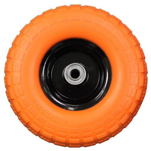 ASC Solid Rubber Flat Free Utility Tire